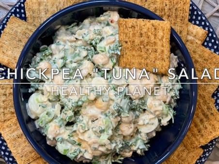 Vegan Tuna Salad