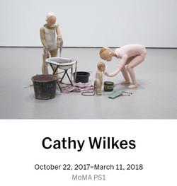 Cathy Wilkes