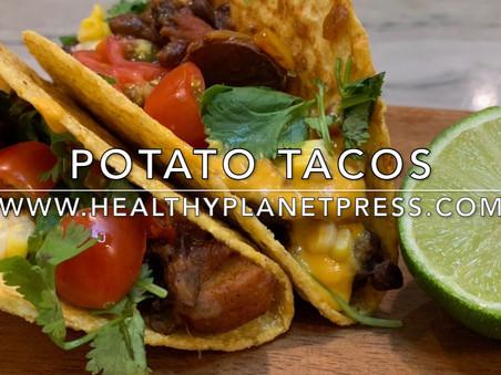 Vegan Taco Recipe (with potatoes!)