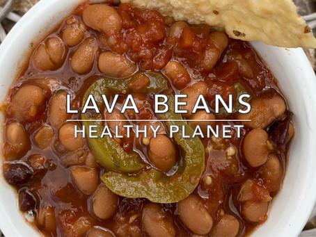 Vegan Lava Bean Dip Recipe