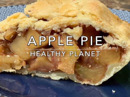 Amazing Vegan Apple Pie