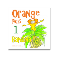 Orange Picks 1 Banana   Healthy Planet Press
