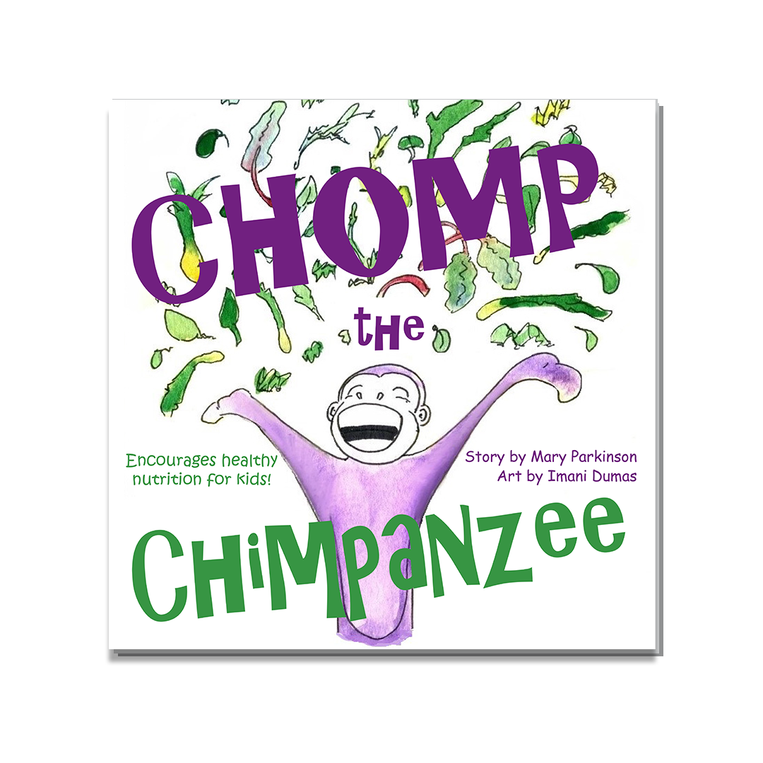 Chomp the Chimpanzee | Healthy Planet Press