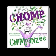 Chomp the Chimpanzee | Healthy Planet Press