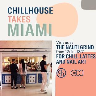 Chill House Takes Miami