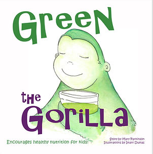 Green The Gorilla, Imani Dumas