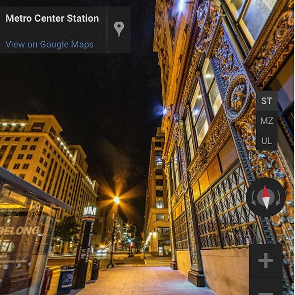 Metro Streetview