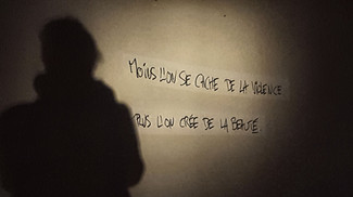 Réflexion _ 22.09.18