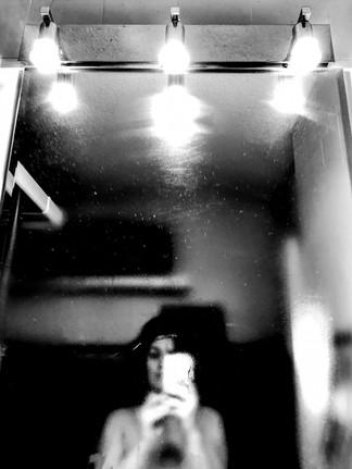 Autoportrait, d'un autre jour pas confiné _ 14.12.19