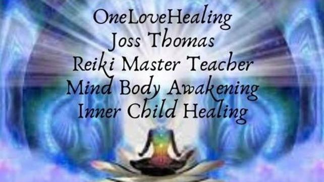 One Love Healing ( Joss Thomas ) Visiting Practitioner
