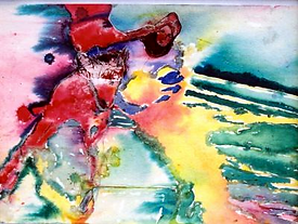 Painting Art, McCullagh, Dublin-Belfast artist