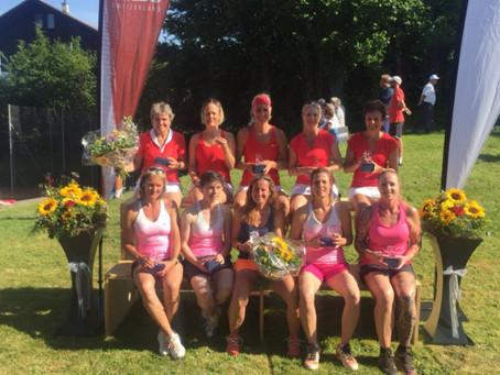 Schweizermeisterinnen – zum vierten Mal in Folge