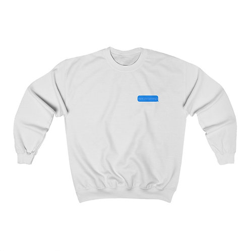TY4 Cumming Crewneck Sweatshirt (Unisex Heavy Blend™ )