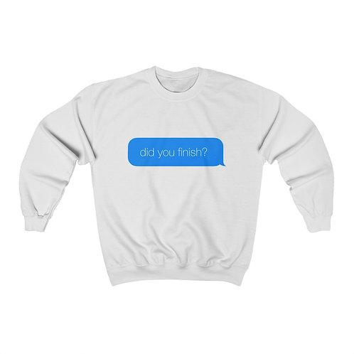 Courteous Host Crewneck Sweatshirt (Unisex Heavy Blend™)