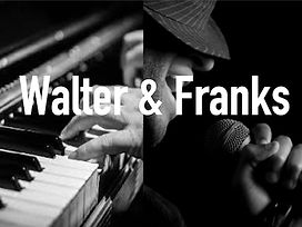 """Walter & Franks concert spectacle """"Eddy ou Johnny"""""""