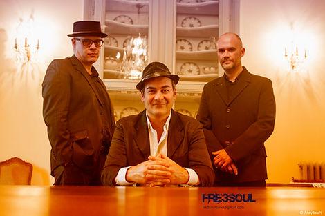 FRE3SOUL - Trio - Musique Mariage
