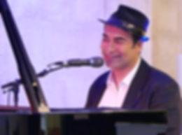 Bob Franks chanteur crooner