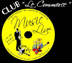 Café Concert Le Commerce