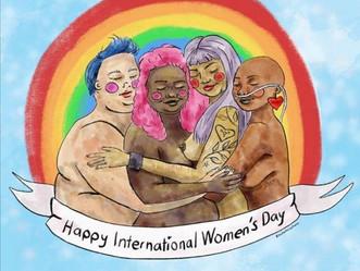 Krystle talks International Women's Day
