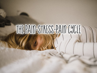 The Pain - Stress - Pain Cycle, Krystle Issitt