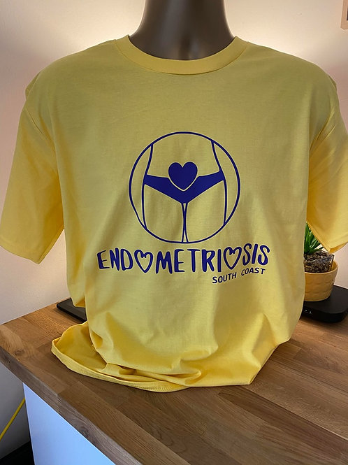 Yellow Awareness T-Shirt