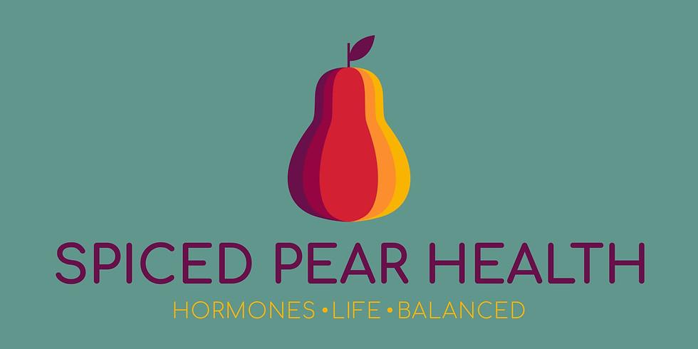 Spiced pear Health
