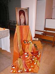 Chapelle bougies