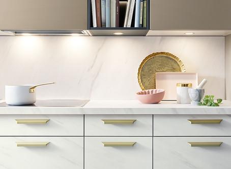 Choosing the right splashback for your kitchen