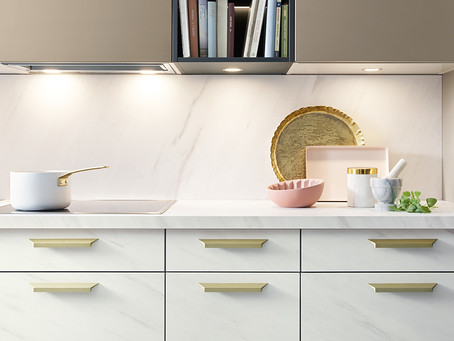 Choosing the right splashback for your kitchen