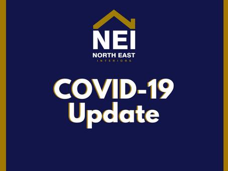 Covid-19 customer information