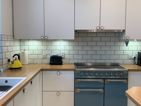 Our projects: The Bradford family kitchen