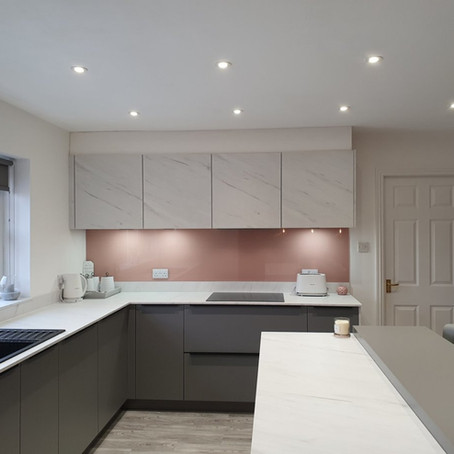 Our projects: Barry's family kitchen