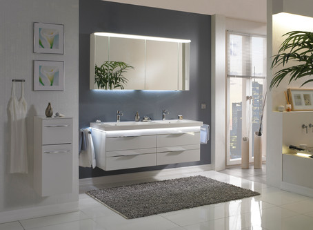 How integrated lighting can transform your kitchen or bathroom