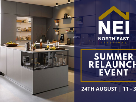 You're invited to our Summer Relaunch Event...