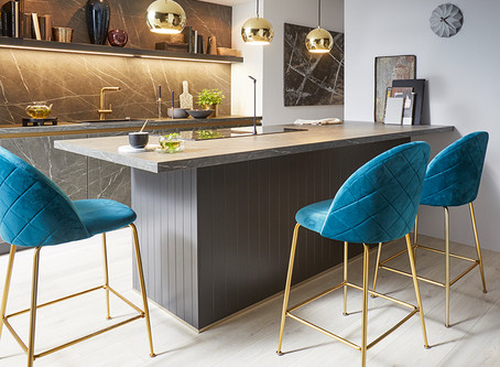 A closer look at the Targa kitchen range from Schuller