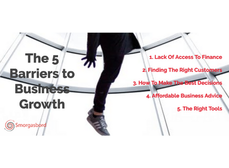 What are the 5 Barriers to Growing My Business?
