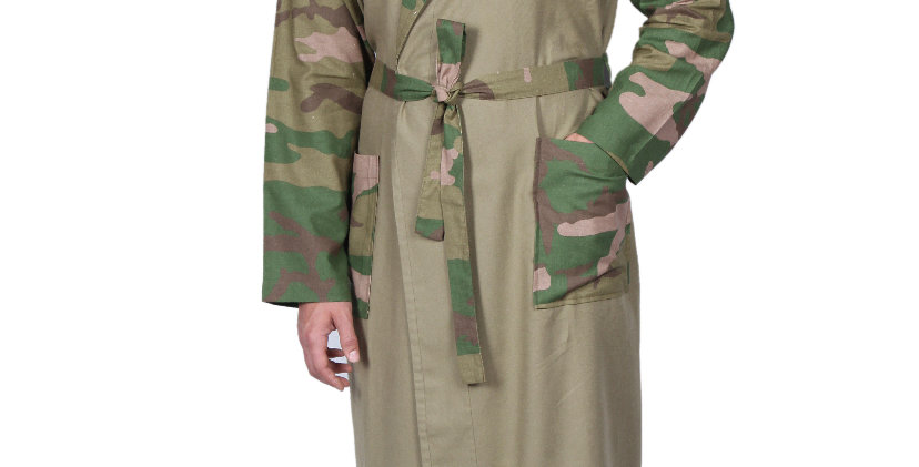MULTI-PURPOSE PESHTEMAL BATHROBE (LARGE)