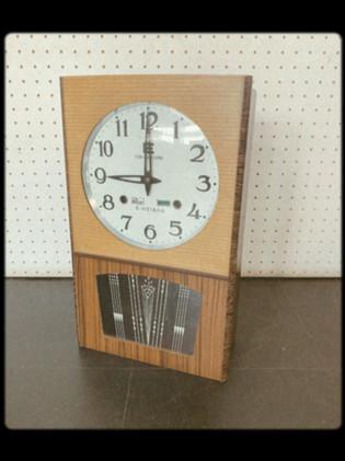 振り子時計③