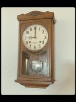振り子時計④