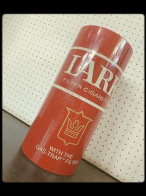タバコ銘柄ブリキ缶②