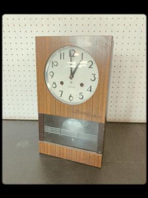 振り子時計②