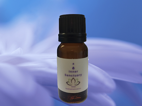 Inner Sanctuary (Nurture & Nourish) Essential Oil Blend