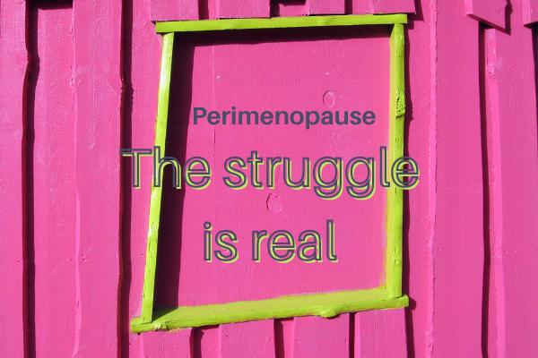 Perimenopause 101
