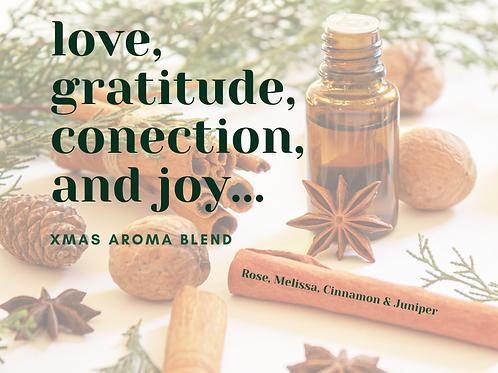 Christmas Aroma Blend