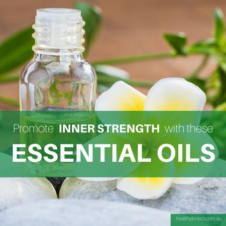 7 Amazing Aromatics to promote Inner Strength.