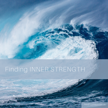 Finding Inner Strength