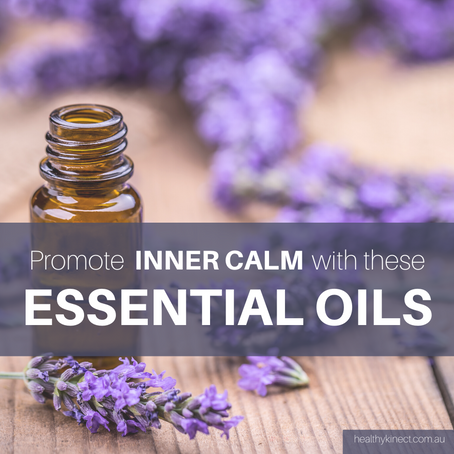 6 Amazing Aromatics to promote Inner Calm