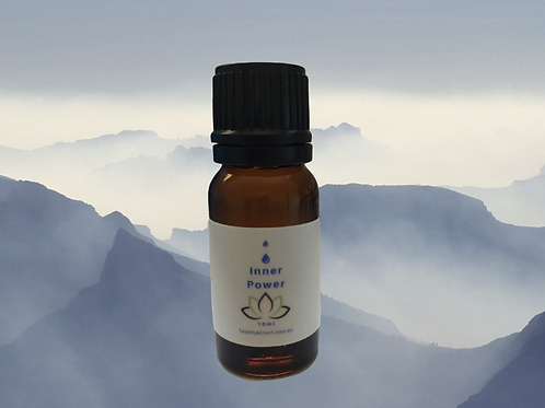 Inner Power (Mind Focus) Essential Oil Blend