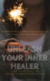 Free Ebook - Unleash your inner healer