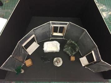 In Vitro Veritas Model Box from Above.